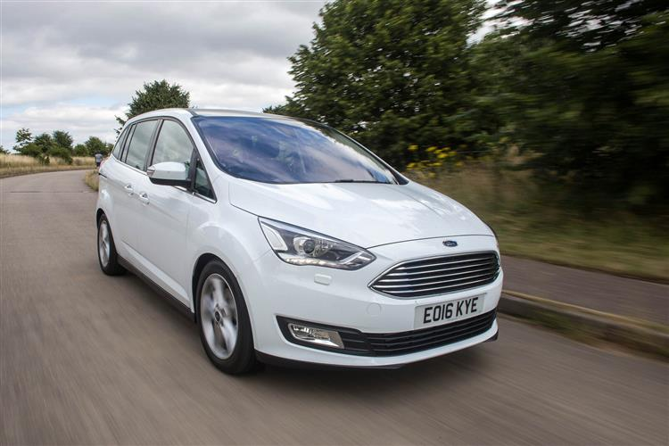 Ford Grand C-Max 2.0 TDCi Titanium | Hippo Motor Finance