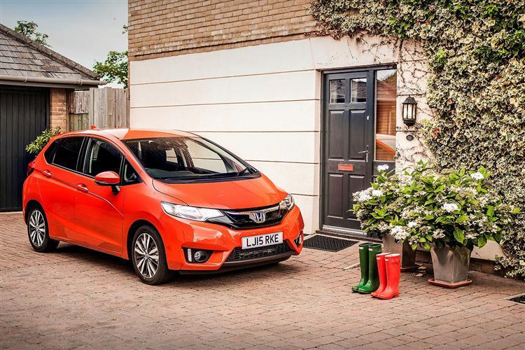 Honda Jazz 1.3 EX Navi CVT